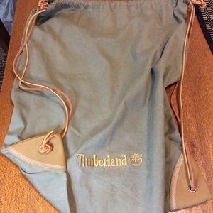 Timberland Drawstring Cotton Bag